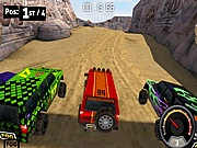 Canyon valley rally online játék