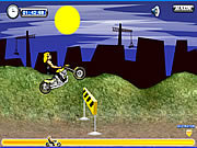 Moto rallye game rally j�t�kok